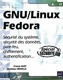 couverture du livre GNU/Linux Fedora