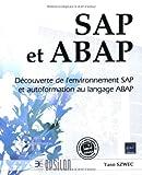 couverture du livre SAP et ABAP