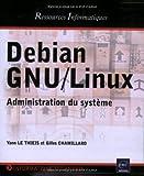 couverture du livre Debian GNU/Linux