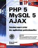 couverture du livre PHP 5 - MySQL 5 - AJAX