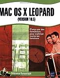 couverture du livre Mac OS X Leopard (version 10.5)