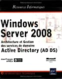 couverture du livre Windows Server 2008