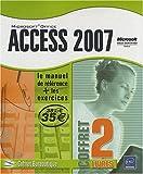couverture du livre Microsoft Access 2007