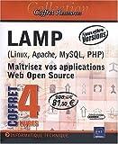 couverture du livre LAMP (Linux, Apache, MySQL, PHP) - Coffret de 4 livres