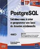 couverture du livre PostgreSQL