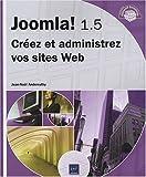 couverture du livre Joomla! 1.5