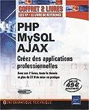 couverture du livre PHP - MySQL - AJAX