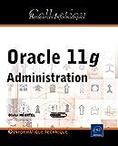 couverture du livre Oracle 11g