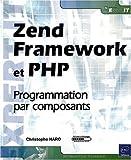couverture du livre Zend Framework et PHP