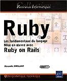 couverture du livre Ruby
