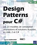 couverture du livre Design patterns pour C#