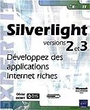 couverture du livre Silverlight - Versions 2 et 3
