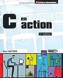 couverture du livre C en action