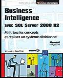 couverture du livre Business Intelligence avec SQL Server 2008 R2