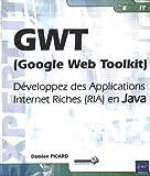 couverture du livre GWT (Google Web Toolkit)