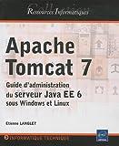 couverture du livre Apache Tomcat 7