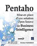 couverture du livre Pentaho