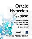 couverture du livre Oracle Hyperion Essbase