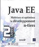 couverture du livre Coffret de 2 livres : Maîtrisez et optimisez le développement n-tiers