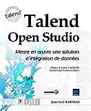 couverture du livre Talend Open Studio