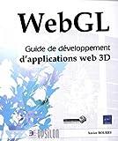 couverture du livre WebGL