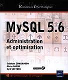couverture du livre MySQL 5.6