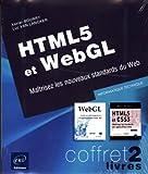 couverture du livre HTML5 et WebGL