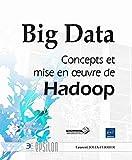 couverture du livre Big Data
