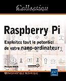 couverture du livre Raspberry Pi