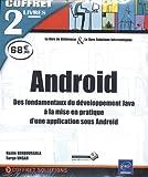 couverture du livre Des fondamentaux du développement Java à la mise en pratique d'une application sous Android