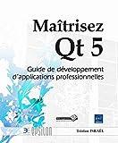 couverture du livre Maîtrisez Qt 5