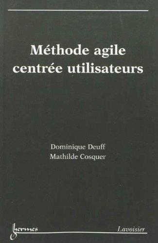 Méthode agile centrée utilisateurs