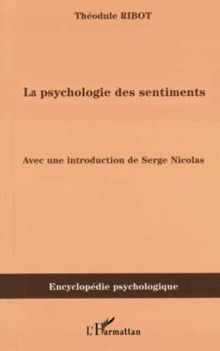 La psychologie des sentiments (1896)