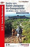 """Afficher """"Sentier vers Saint-Jacques-de-Compostelle via Arles  Arles - Toulouse"""""""