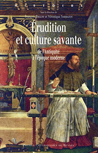 Érudition et culture savante
