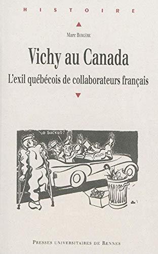 Vichy au Canada