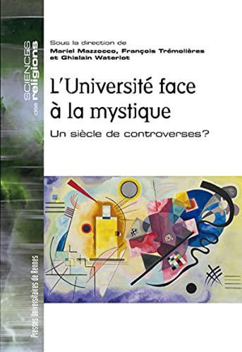L' Université face à la mystique