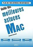 couverture du livre Guide des meilleures astuces pour Mac