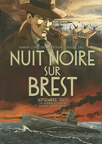 Nuit noire sur Brest