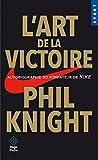 """Afficher """"Hugo Poche n° 30 L'art de la victoire. Autobiographie du fondateur de NIKE"""""""