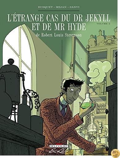 Etrange Cas Dr Jekyll Et Hyde Stevenson 02 by BUSQUET MENDOZA-J ...