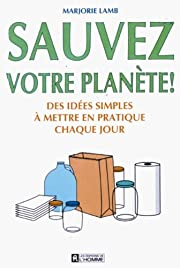 Sauvez votre planète – tekijä: Marjorie…