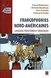 Francophonies nord-américaines