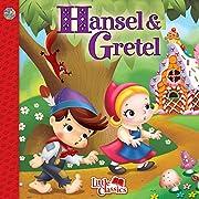 Hansel & Gretel Little Classics de Phidal…
