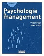 Psychologie et management af Morin Estelle…