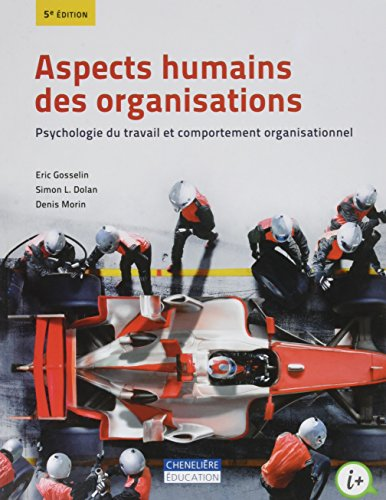 Aspects humains des organisation