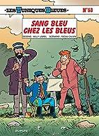 Les Tuniques Bleues, Tome 53 : Sang bleu…