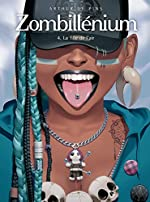 Zombillénium - tome 4 - La fille de l'air -