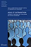 Asile et extradition