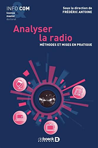 Analyser la radio